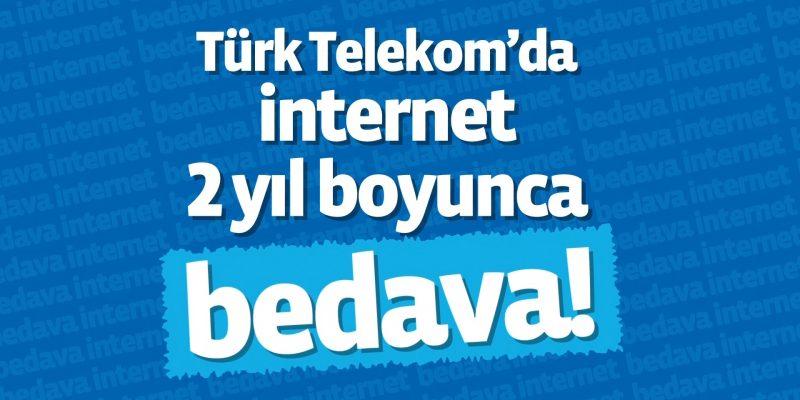 turktelekom_2yil_internet_bedava